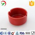 Wholesale glazed ceramic ashtray manufactured in china