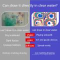 Hot vendas direto da fábrica fácil de limpar e adequado para crianças Ebru marmoreio pintura