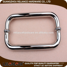 Stainless Steel shower door handle plastic