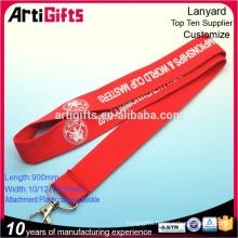 Wholesale custom ecofriendly neck lanyard