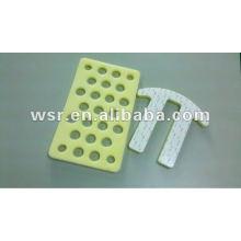 rubber adhesive parts/ rubber sheet/foam/sponge components