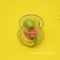 Modern Fruit Basket Decorative Fruit Bowl Fruit and Vegetables Holder Counters Kitchen Countertop Home Decor
