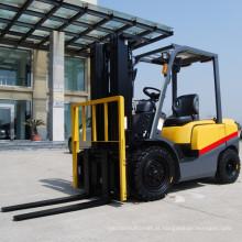 A empilhadeira nova do estilo de 2018 China faz à máquina a empilhadeira diesel de 4 toneladas 3 toneladas
