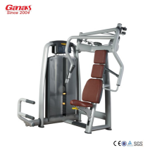 Top Fitness Gym Equipment Lutning Bröstpress