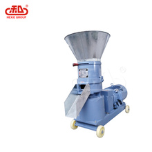 Low Energy Consumption Flat Die Pellet Mill