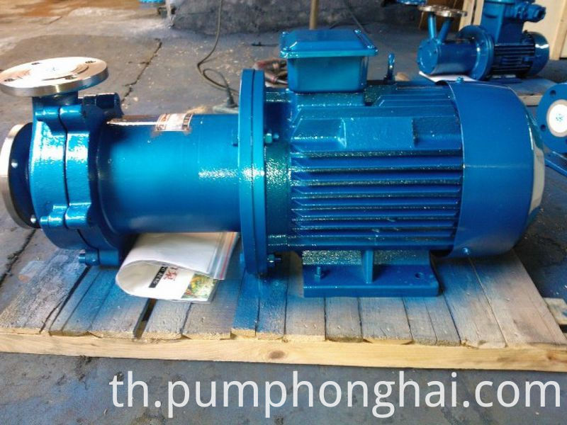 magnetic centrifugal pump