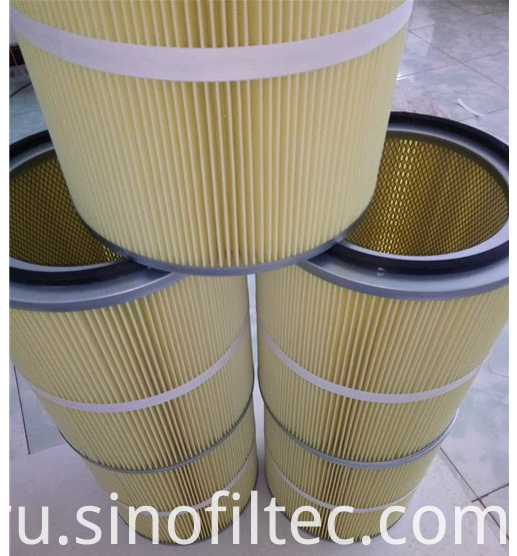 Oil-proof and waterproof filter4
