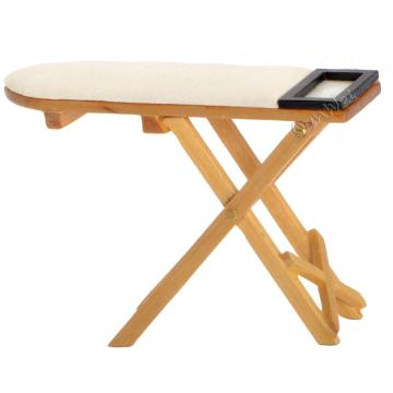 1/12 scale ironing folding board table for dollhouse