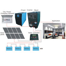 5kw zonne-energie systeem