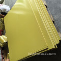 2mm Ketebalan 3240 Yellow Epoxy Glass Laminate Sheet