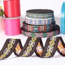 Custom textured ribbon
