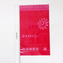 Varios logotipo impreso personalizable Red Mailer Bag