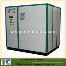 Tragbare Druck-Swing-Adsorption Sauerstoff-Gas-Anlage Hersteller