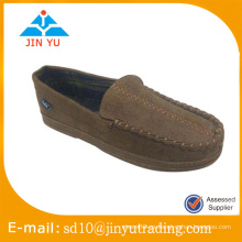 China Precio de fábrica entero zapatos interiores de deslizamiento de invierno elegante para las damas
