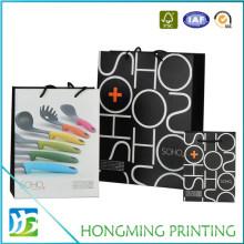 Luxury Color Print Gift Paper Bag Dubai