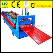 Fornecedor de máquinas de laminação de folha de telhado JCX Galvalume