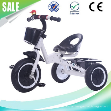 Custom Made Children Tricycle Toy with 3 EVA Wheels