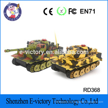 RC Tank Remote Control Tank With Light And Music 4 CH RD368 RC Battel Car