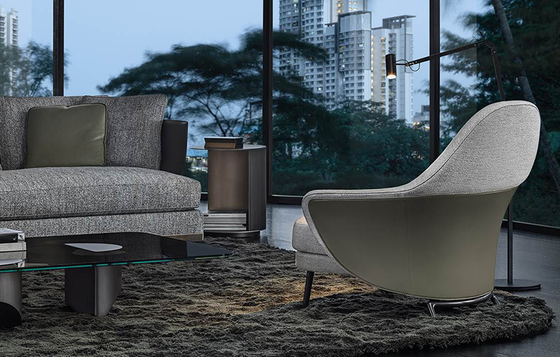 Minotti-Angie-Armchair-for-Living-Space