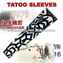 2016 fashion men fake tattoo sleeves