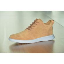 Chaussures d'outillage en cuir pour hommes Chaussures tout-aller Chaussures en cuir