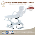 High Quality Australian Standard Medical Grade Motorized Clinic bed 3 Section orthopedic Beauty Bed