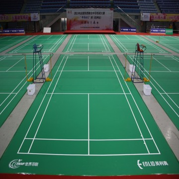 Tapetes Badminton Enlio BWF