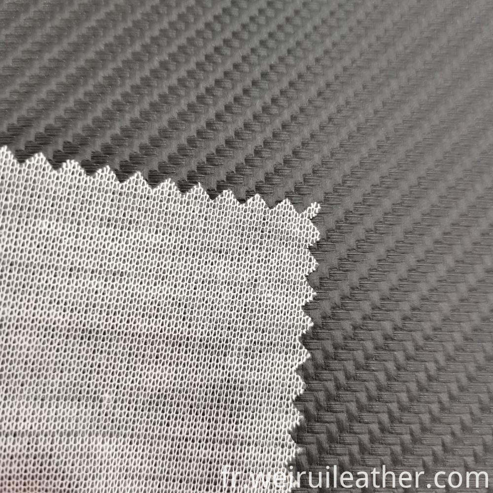 Regular Grain Pvc Leather