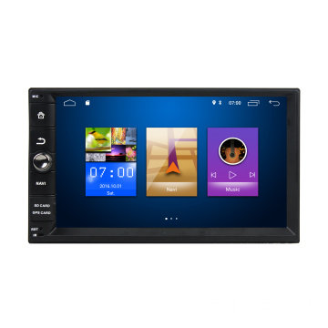 Dvd de voiture universel 7 '' 2din android 8.1