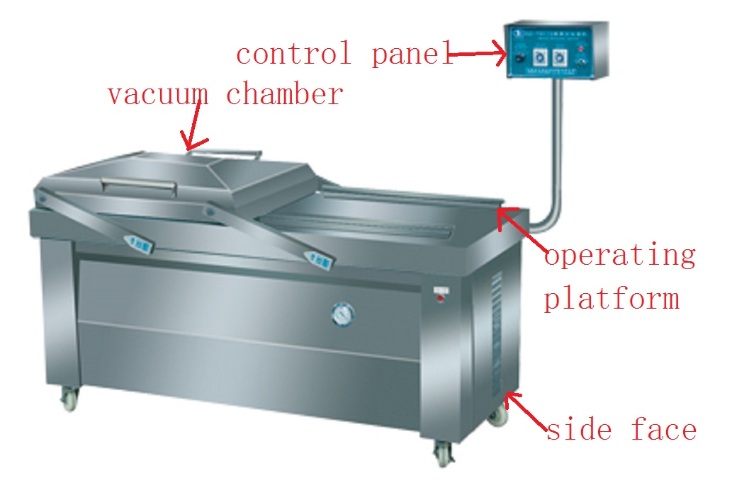 Mein Mein Ice Vacuum Packing Machine