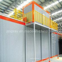 Équipement industriel de ligne de revêtement avec le four de séchage de chauffage