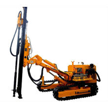 Mining drilling machine for stone