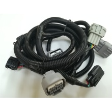 wiring harness quick-connect adapter for trailers