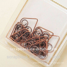clipe clipes metálicos