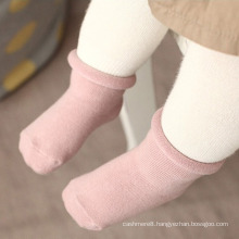 Baby′s Children Cotton Non Slip Socks (KA028)