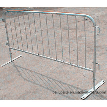 China Pedestrian Control Fence Traffic Fence Temporary Barrier