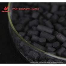 Kohlebasierte granulierte Aktivkohle zur Rezyklierung von Reagenzien mit dem Pflanzenpreis