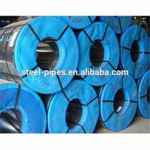 Alibaba Melhor Fabricante, dx51d z100 bobina de aço galvanizado