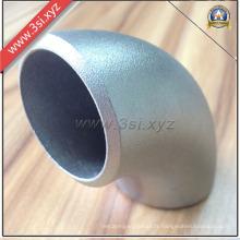 Coude de soudage bout à bout en acier inoxydable à 90 degrés (YZF-PZ149)