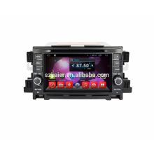 ¡En venta! Reproductor de DVD del coche para Mazda CX-5, Auto Radio Reproductor de DVD / Sistema de navegación GPS Bluetooth, Ipod, SWC, TV