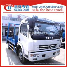 DFAC 5 capacidad de 4x2 mini camión de basura