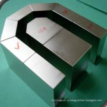Постоянный цилиндр и блок неодимовый магнит NdFeB