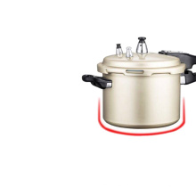 High Quality 30CM 13L Aluminum Alloy Household Safety Explosion-Proof Gas Pressure Cooker