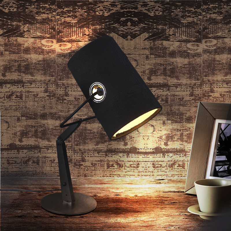 Applicantion Black Table Lamps Bedroom