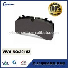 29162 heavy duty truck trailer disc brake pad for SAF-SAUER SK 0233501309 3057008400 3057008401