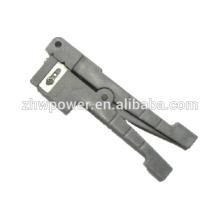 Волоконно-оптический инструмент IDEAL Двухступенчатый коаксиальный стриппер 45-163, стриппер для кабеля IDEAL 45-162, зачистка буферов, коаксиальный стриппер