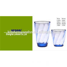 Shanghai, machine made 270ml, 400ml glass material for water, beer glass cup and glass mug