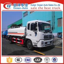 Dongfeng 12000 metros cúbicos caminhão montado água poço perfuração