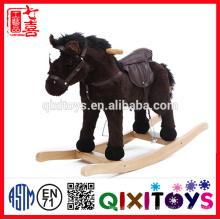 precio eléctrico del coche de juguete de los niños caballo para los niños que caminan animales que balancean del bebé