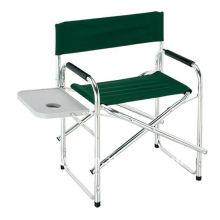 cadeira de alumínio dobrável com placa de chá VLA-5007